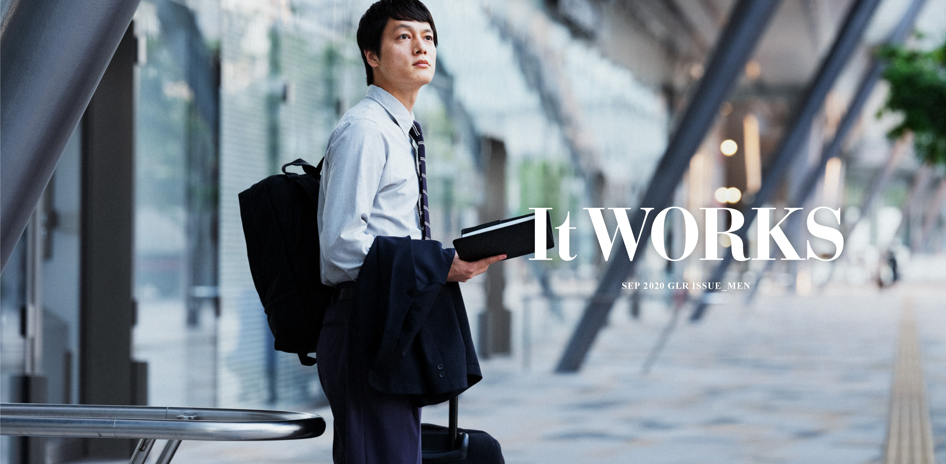 It WORKS SEP 2020 GLR ISSUE MEN- TAIWAN